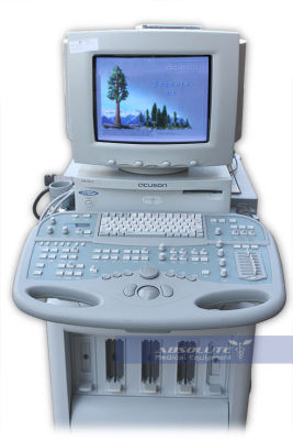 Acuson Sequoia 512 Ultrasounds With Neonatal And Vascular