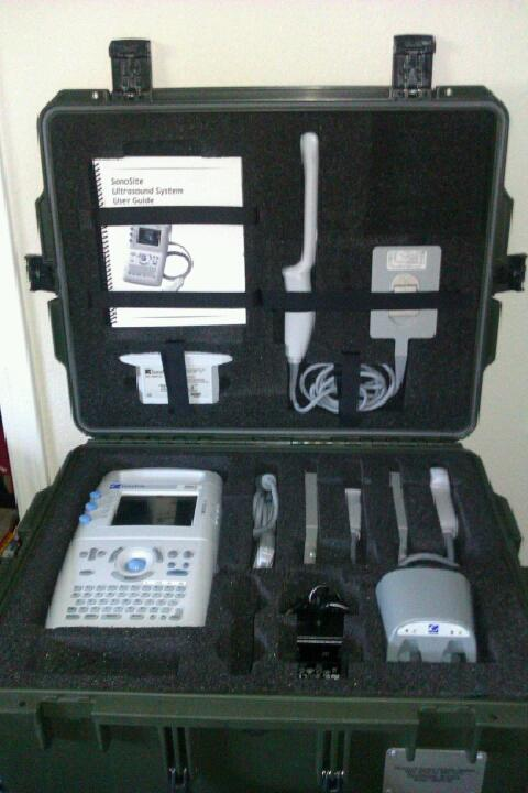 Sonosite 180 Plus ultrasound machines for sale San Diego