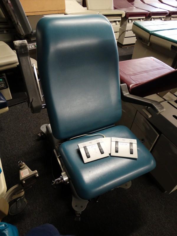 Endoscopy Room Equipment List: 1 Power Exam Table Positioning Table