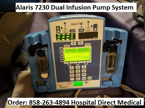 Infusion Pumps Used Hospital Medical Equipment