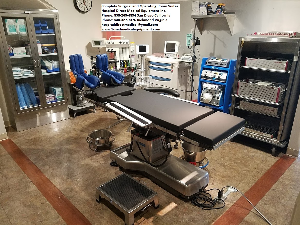 Medical Equipment Product Prices And List For July 2018