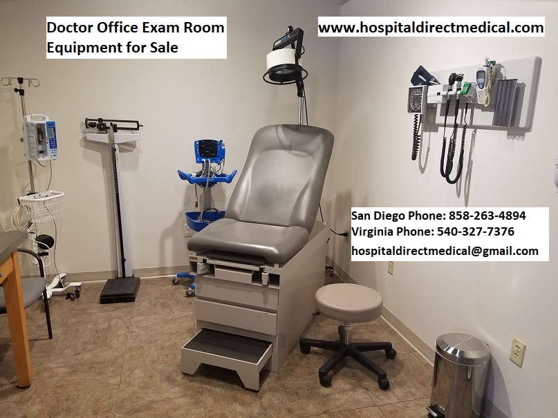 Doctor Exam Room In A Box Complete Doctor Office Medical