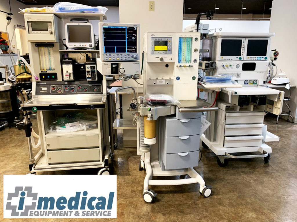 Anesthesia Machines For Sale Used Refurbished Used